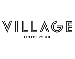 Village Hotel Club logo on white background